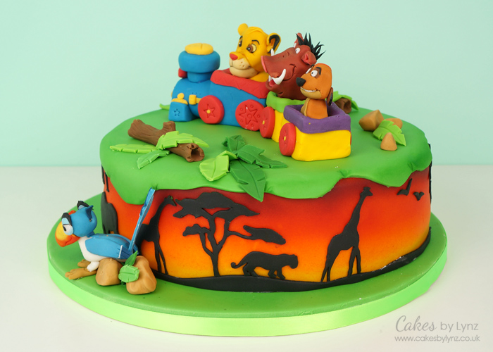 Lion King Cake Decorations Uk : Cakes   Cakes by Lynz