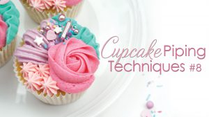 Fun Cupcake Piping techniques