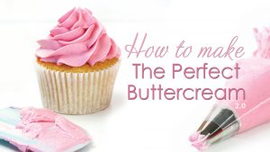 how to make the perfect buttercream frosting recipe