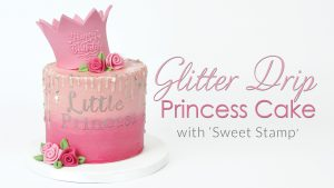 Little Princess cake tutorial