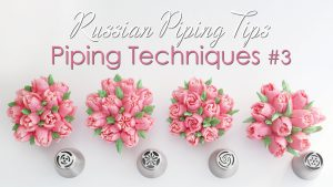 russian piping tips