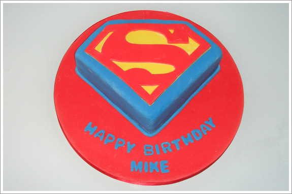 Superman cake 2 cake ideas and designs for Superman template for cake