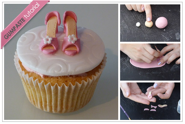 1585c618202c0 Gumpaste Shoe Tutorial – Cakes by Lynz