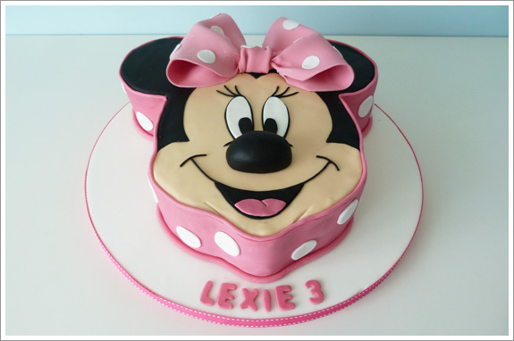 Where Can I Buy A Minnie Mouse Cake