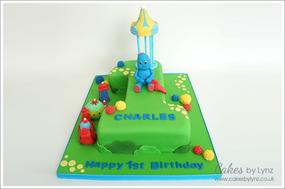 In the Night Garden cakes – Cakes by Lynz