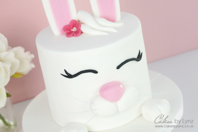 Rabbit Bunny cake tutorial