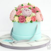 buttercream Flower bouquet tutorial