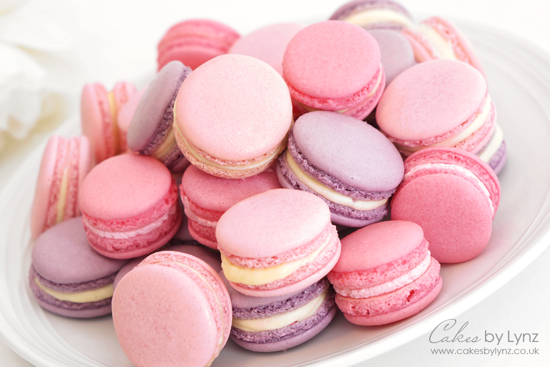 How To Make Macarons Cakes By Lynz