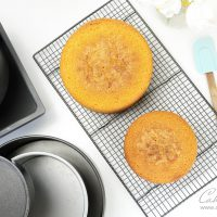 converting cake recipes for any size tins 2