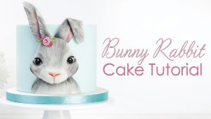 Bunny Rabbit Cake Tutorial