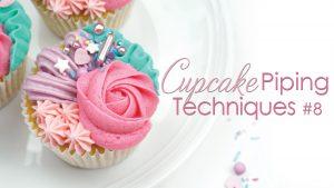 Fun Cupcake Piping techniques