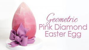 Geometric Easter Egg tutorial
