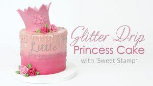 Little Princess cake tutorial