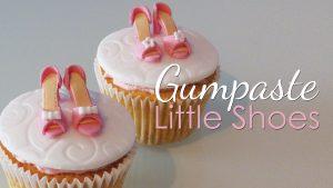 Little Gumpaste Shoes