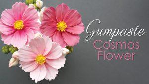 Cosmos flower tutorial