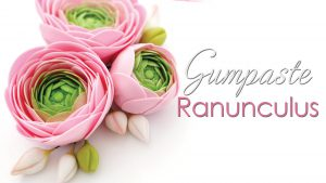 Ranunculus Flower tutorial