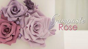 Gumpaste Rose Tutorial