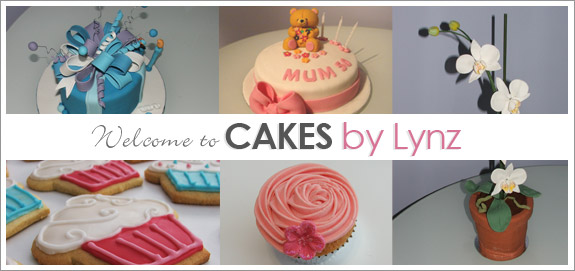 Welcome to cakes by Lynz