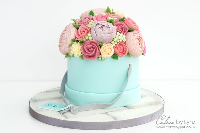 buttercream Flower bouquet tutorial