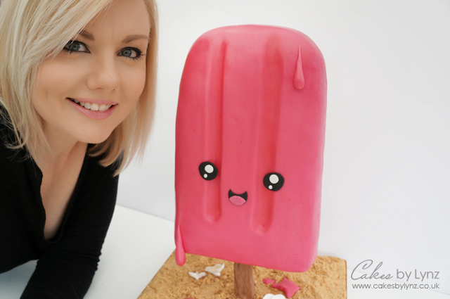 Ice Lolly Cake tutorial