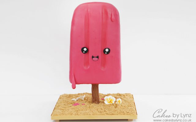 Ice Lolly Cake