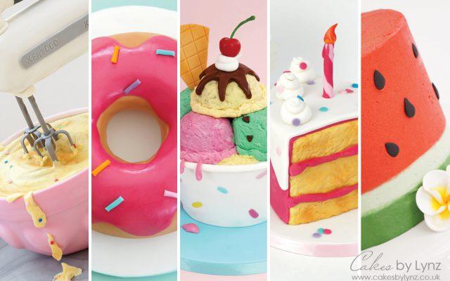 Food Cake compilation