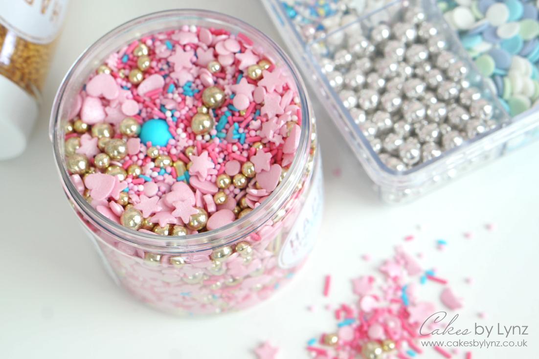 Happy Sprinkles Royal Glitter
