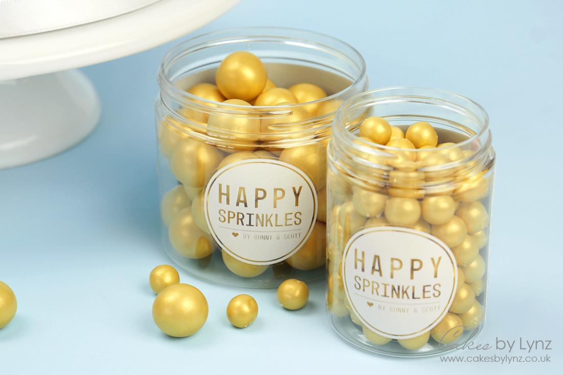 Happy Sprinkles Choco Balls