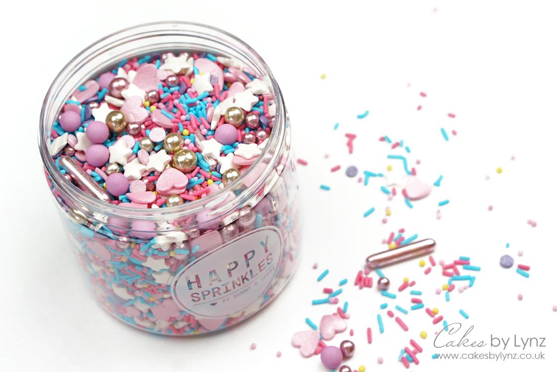 Happy Sprinkles Cotton Candy Mix