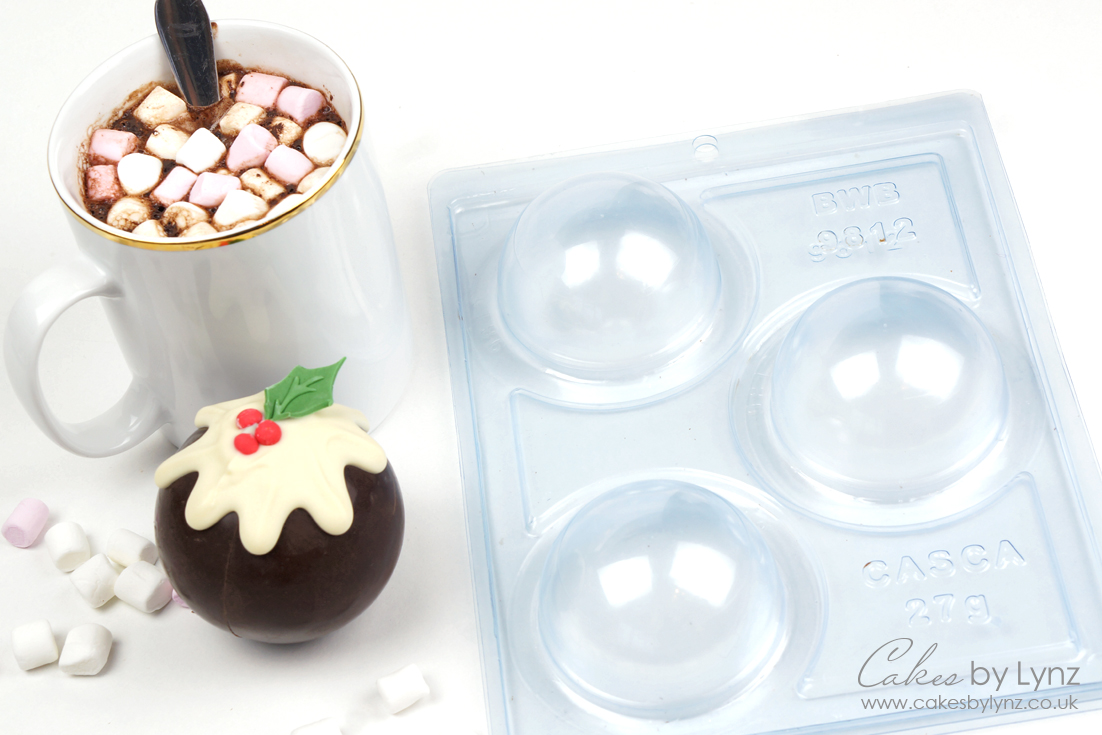 Hot chocolate Fest Cake London Moulds