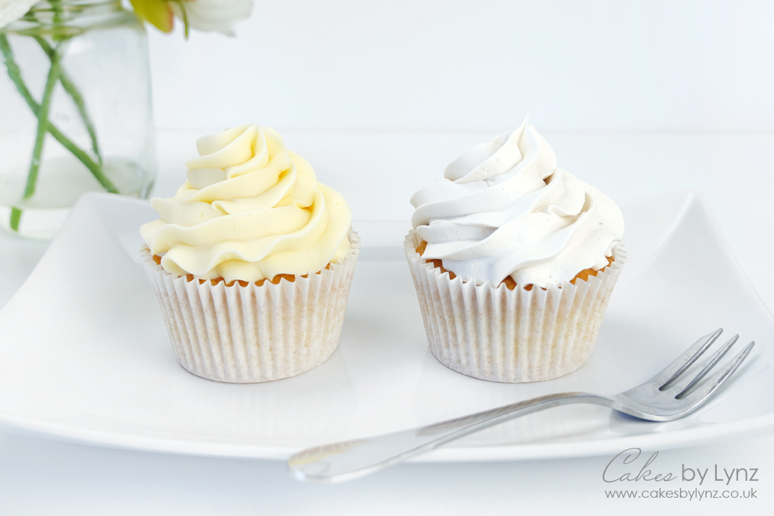 how to make your buttercream white 4