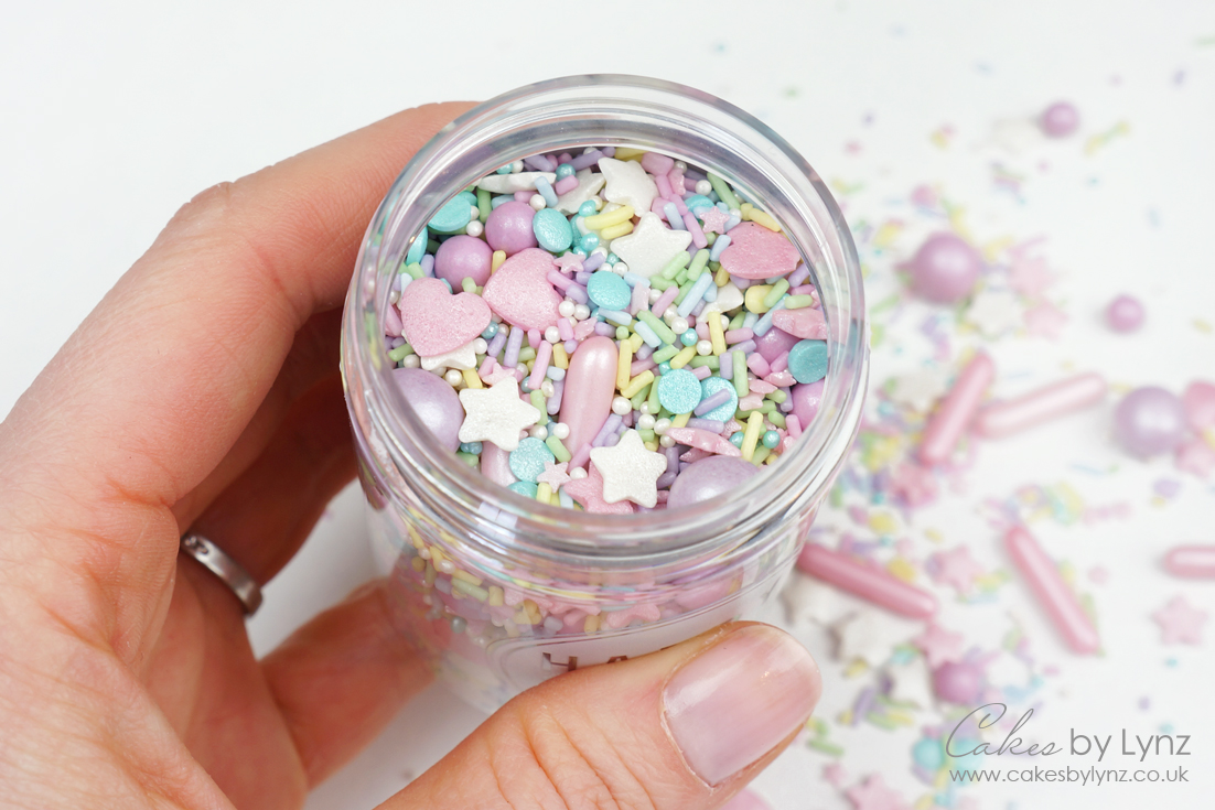 Pastel Vibes Happy Sprinkles