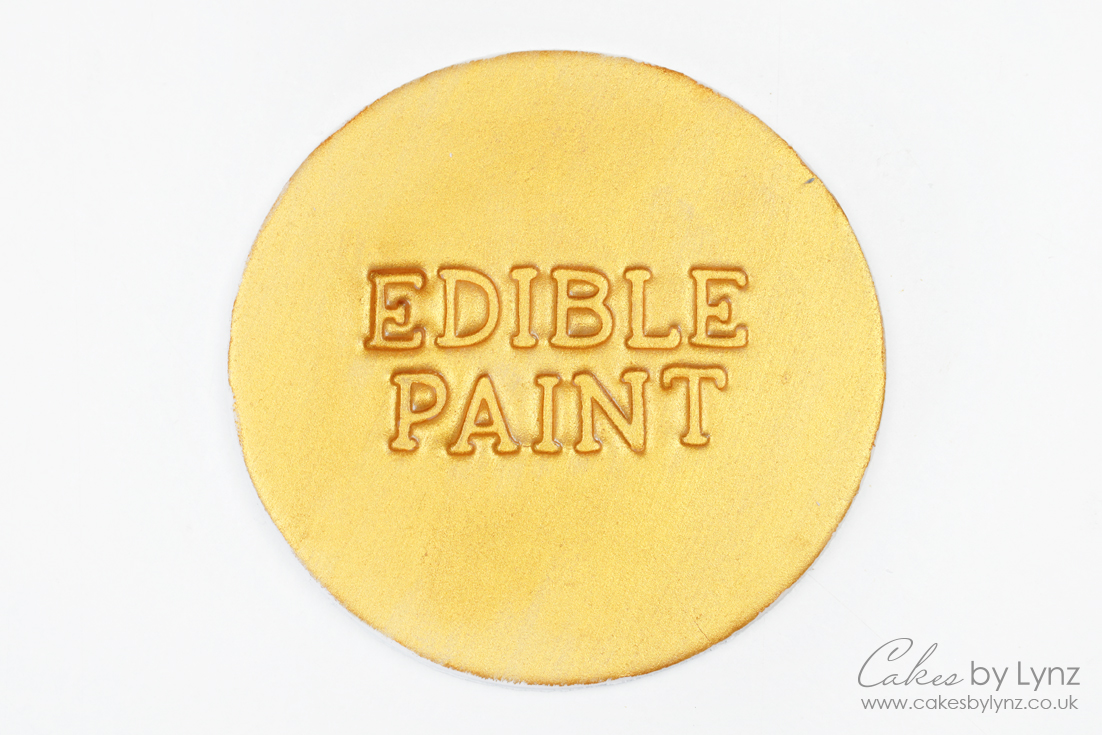 How to make edible paint - edible paint