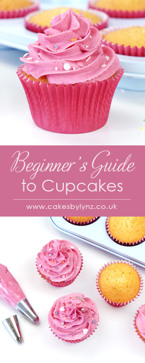 beginners guide to cupcakes