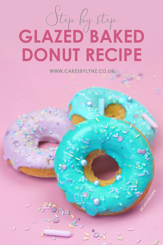 how to make glazed donuts recipe