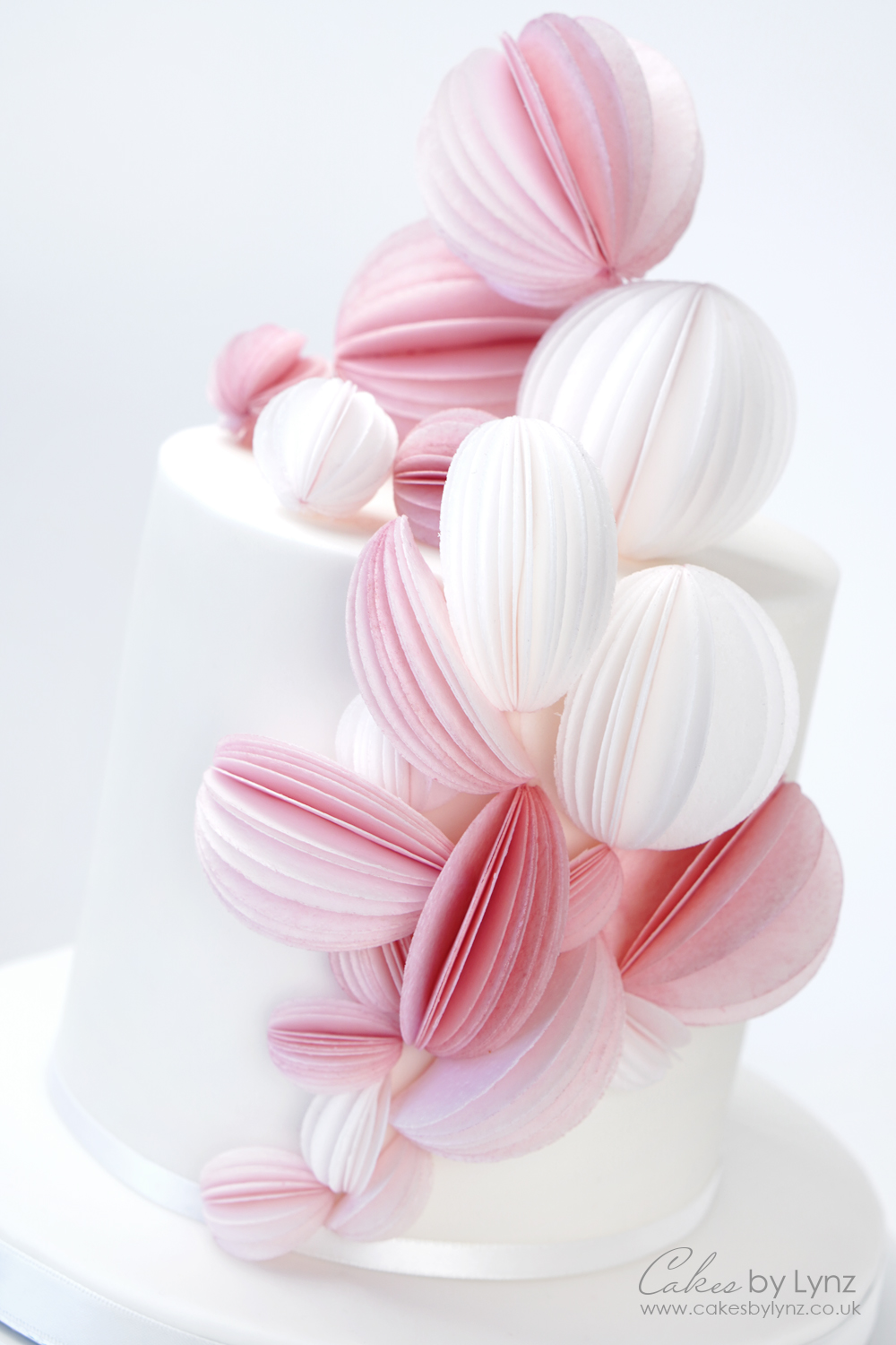 Wafer Paper Cake Decorations